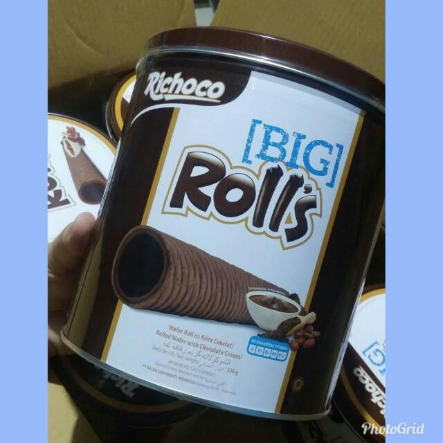 🎁🍫Richoco big rolls