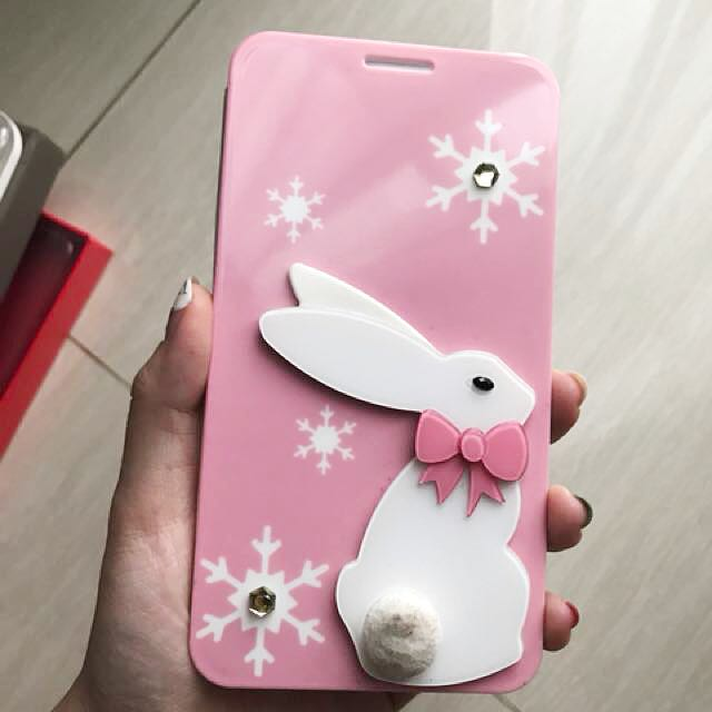 Samsung Note 3 Cover Rabbit