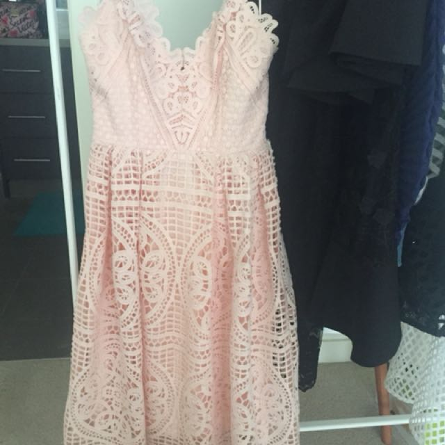 Seed Sweet Broderie dress
