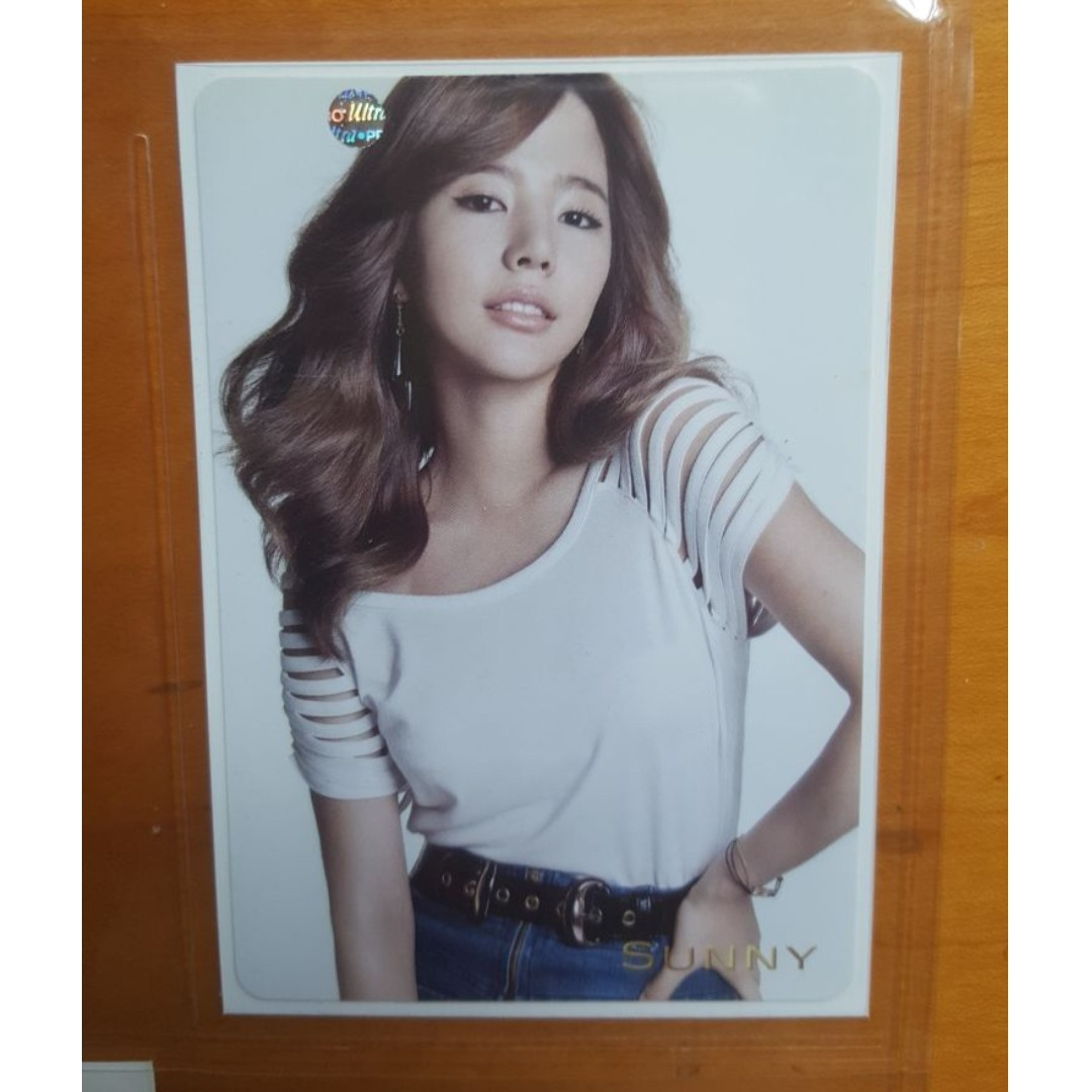 Selling SNSD Girls Generation Genie (Japanese) Official Photocards