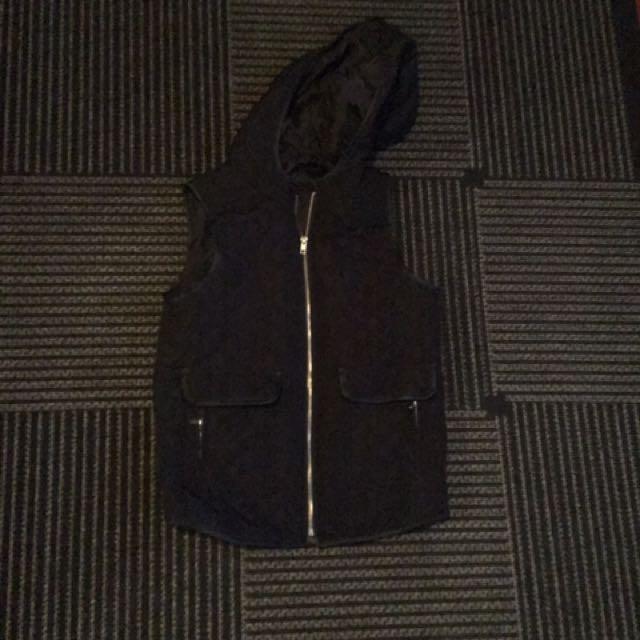Size 8 vest
