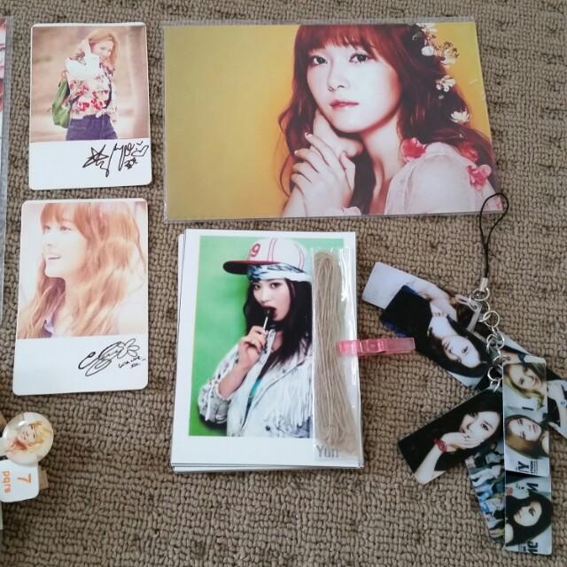 SNSD & Jessica Jung Merchandise