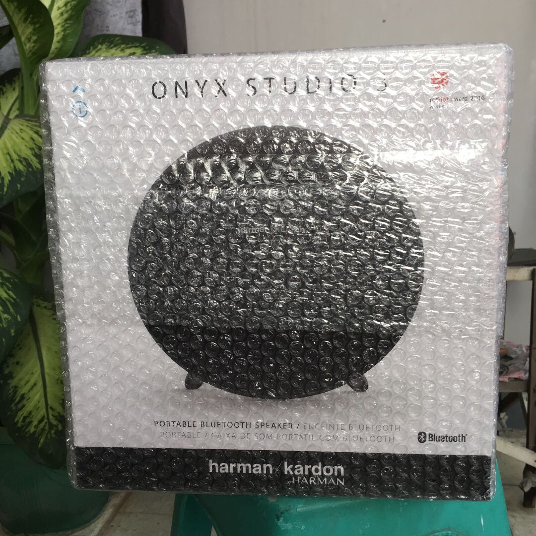 Speaker Wireless Harman Kardon Onyx Studio 3 Brand New In Box Resmi iBox