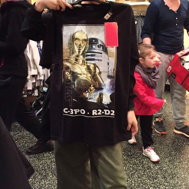 《法國代購》Star Wars上衣