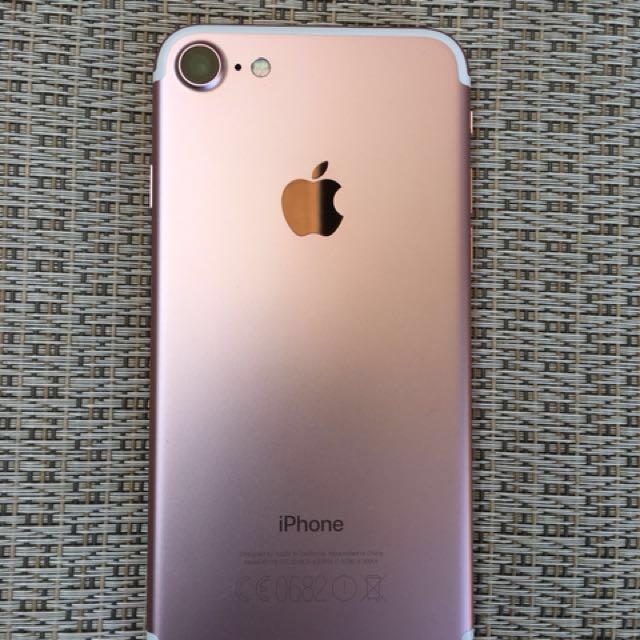 *SWAP* iPhone 7 for iPhone 7 Plus Rose Gold 128GB