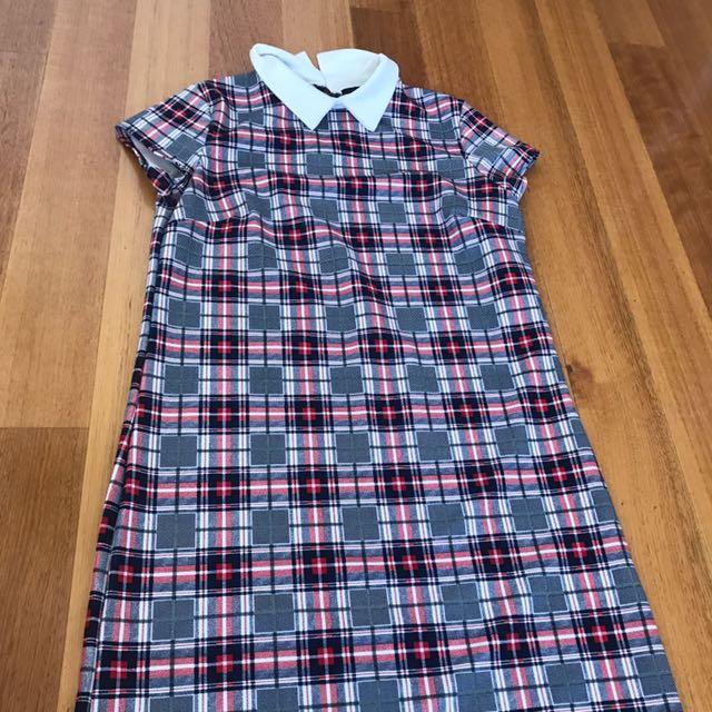 Tartan School Like dress