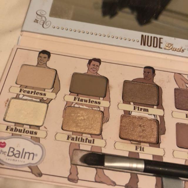 The balm eyeshadow