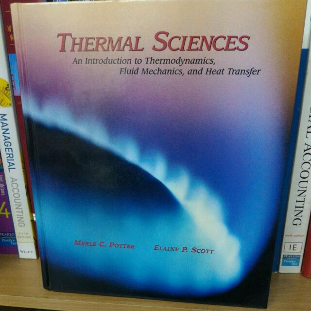 THERMAL SCIENCES (Hardcover)