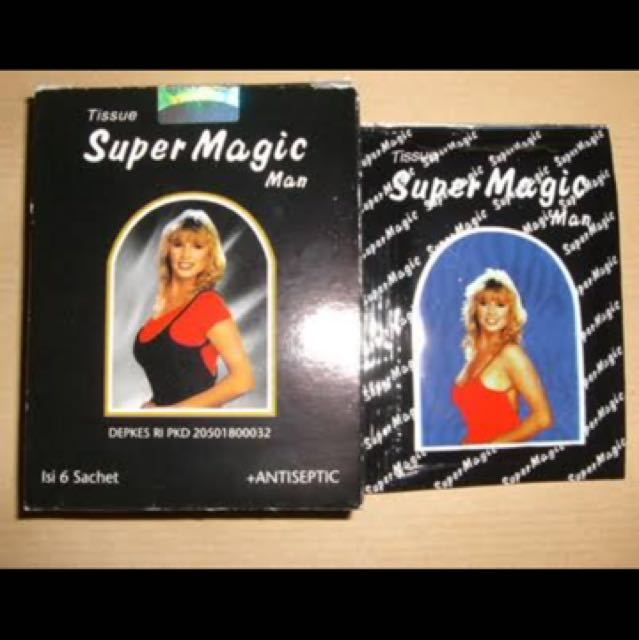 Tissue Super Magic