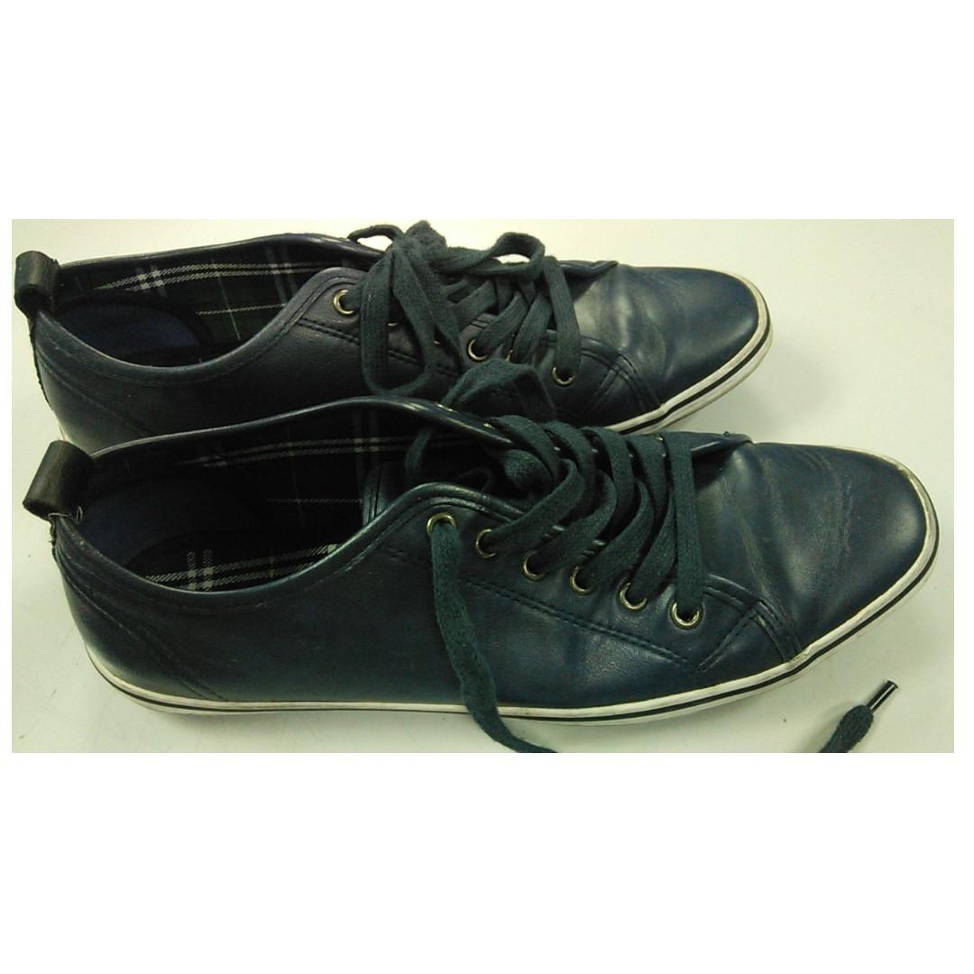 Topman shoes black size 8