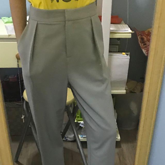 Topshop cigarette trousers