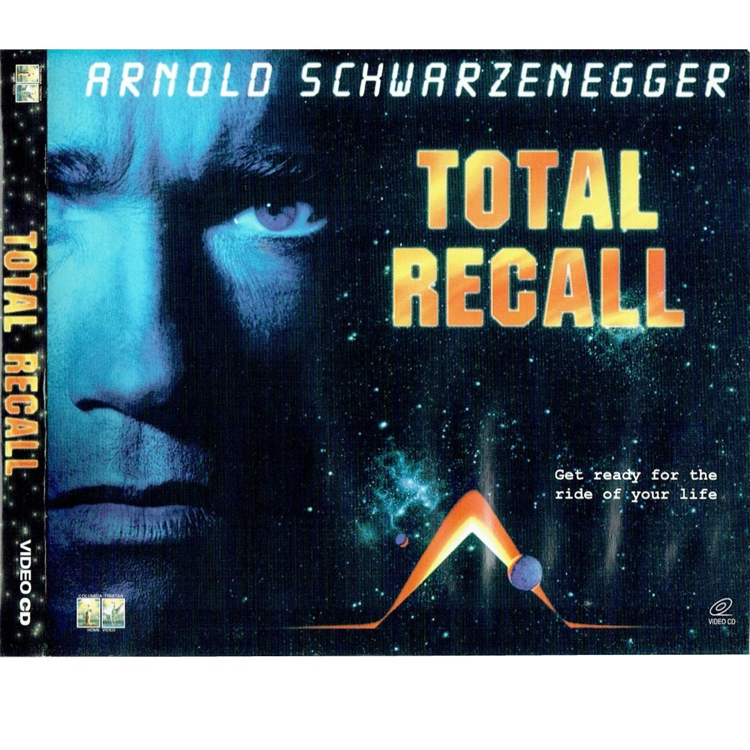 Total Recall (1990) VCD