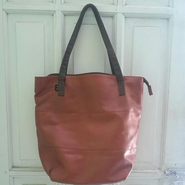 Totebag Leaather