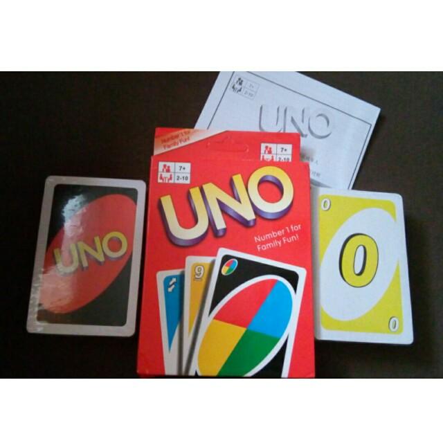 Uno CARD SALE