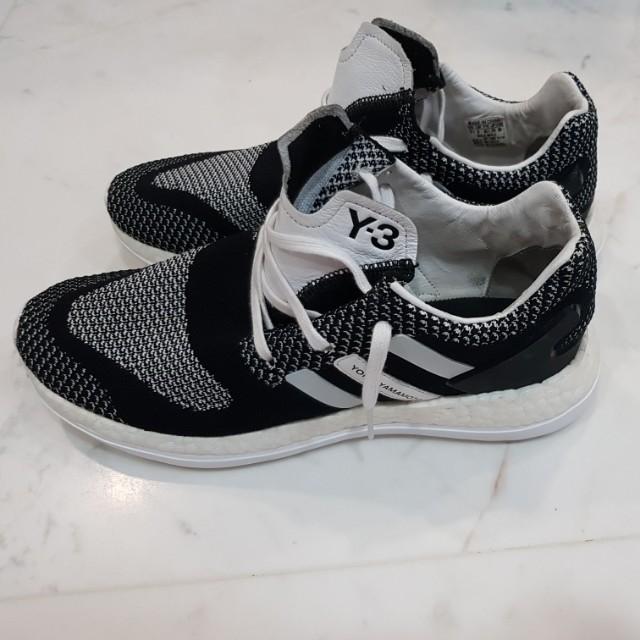 903be5e50 US 9 Adidas y3 pure boost zg knit oreo