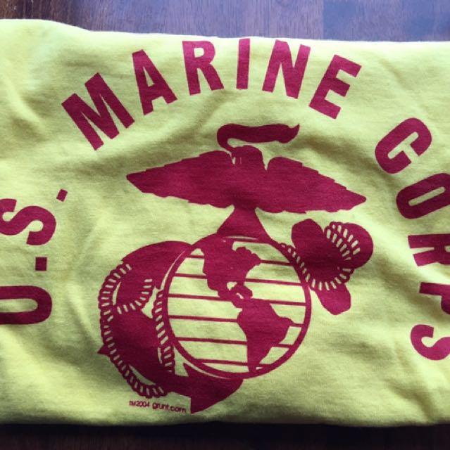 USMC PT Tshirt 🇺🇸