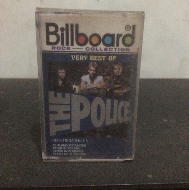 Very Best The Police