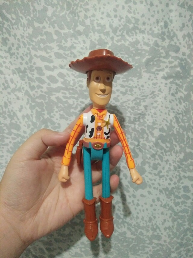 Woody figure toy story