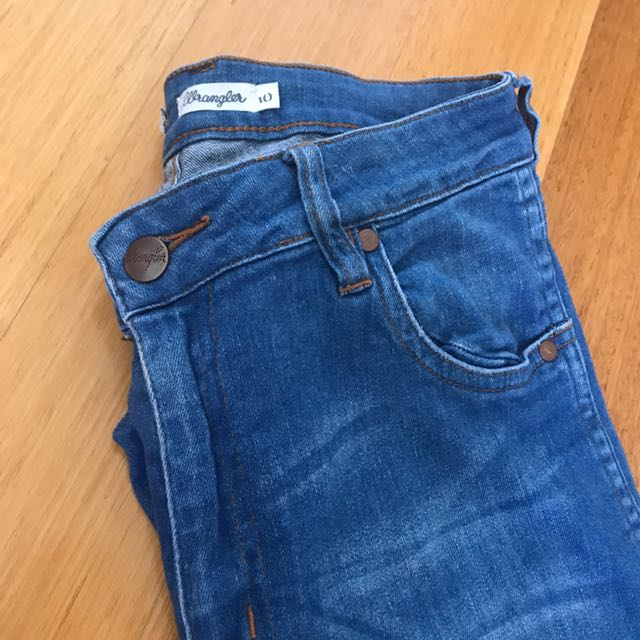 Wrangler Blue Jeans - Size 10