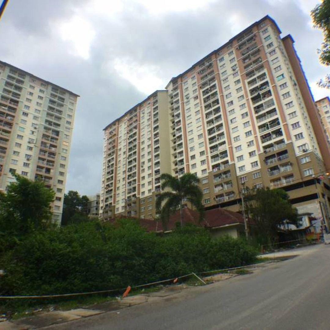 Wts Lakeview Apartment Batu Caves Property For On Carou