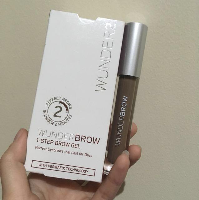 Wunderbrow Brow Gel - Brunette