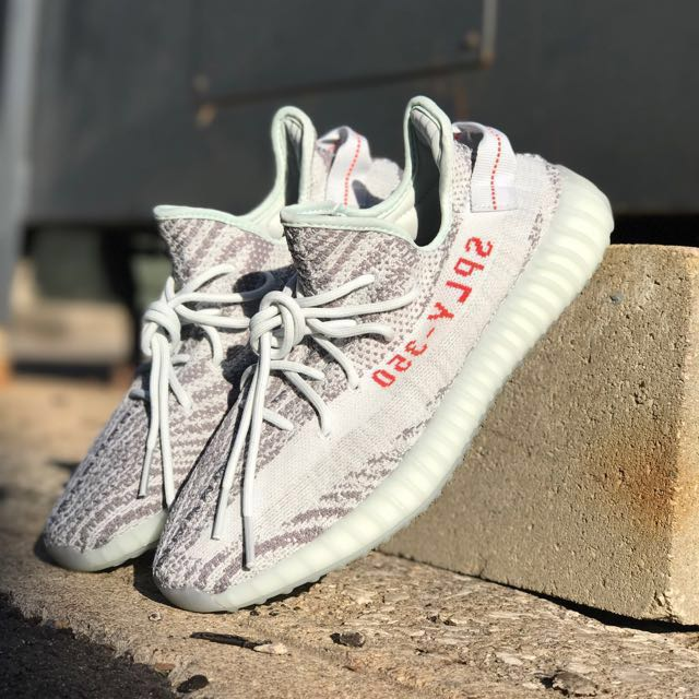 How Much Yeezy boost 350 v2 blue tint reservation Quantity