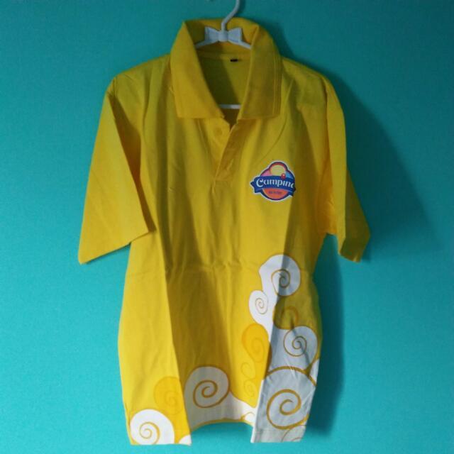 Yellow Shirt Campina