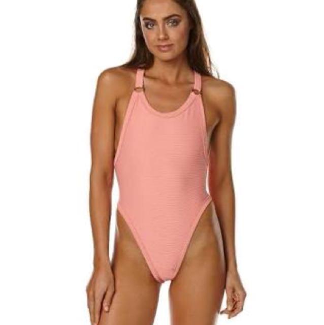 Zulu & Zephyr one piece swimsuit size 6