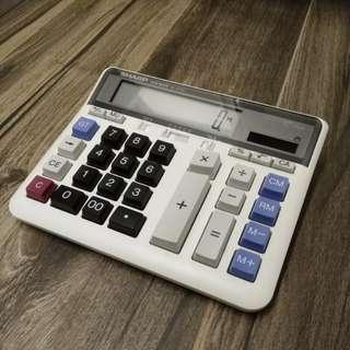 SHARP 鍵盤 計算機 EL-2135