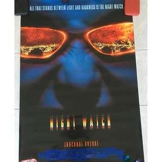 Night Watch Movie Poster 2