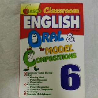 English Oral & Model Compositions 6
