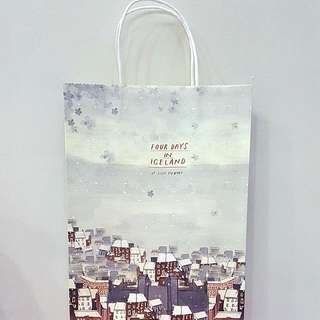 Iceland Paper Bags