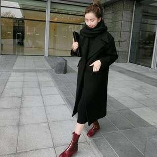 Korean Autumn/Winter Coat