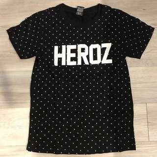 Hero 短t