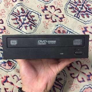 DVD Player/Writer