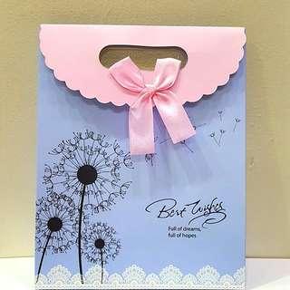 Dandelion Gift Bag