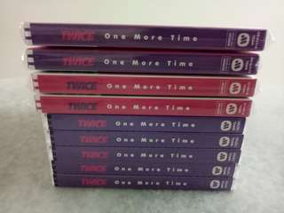 [Ready Stock] TWICE One More Time Album with Poster