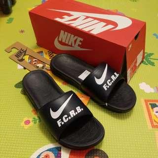 FCRB Benassi Solarsoft sandals Nike 拖鞋