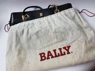 BALLY leather sling Handbag