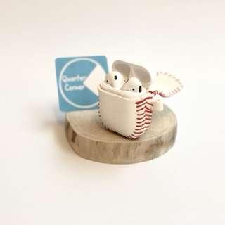 Baseball AirPods Case 棒球AirPods保護套