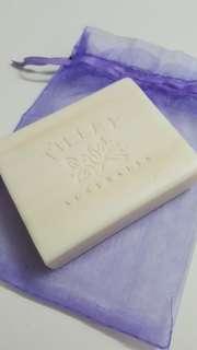 TILLEY ROUGH CUT SOAP GOATS MILK & MANUKA HONEY 100G