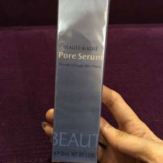 Original beaute de kose ( PORE SERUM )