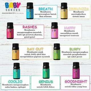 RONELLA EO BLEND FOR BABIES
