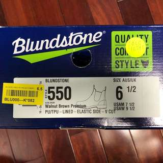 USED Blundstone sized 9.5usa