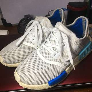 """Adidas NMD R1 """"blue glow"""""""