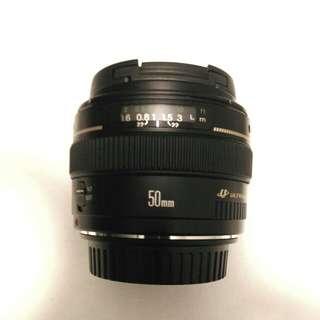 Canon 50mm F1.4