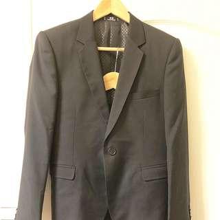 Dior版型 成套西裝 單扣 羊毛 西門EZ西服定製