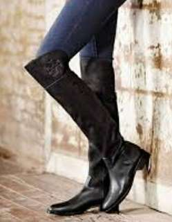 Tory Burch BNIB over the knee boot suede