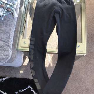 Nike Just Do It Tights- Size xs
