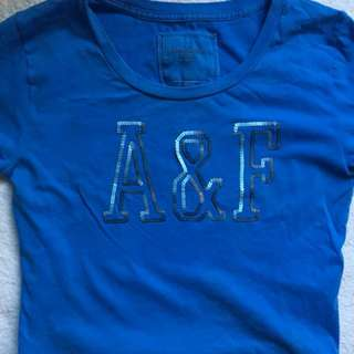 A&F Crop Tops